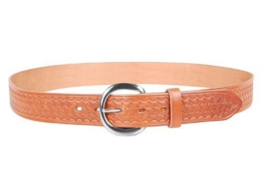 "Bianchi B5 Dress Belt 1-1/2"" Leather"