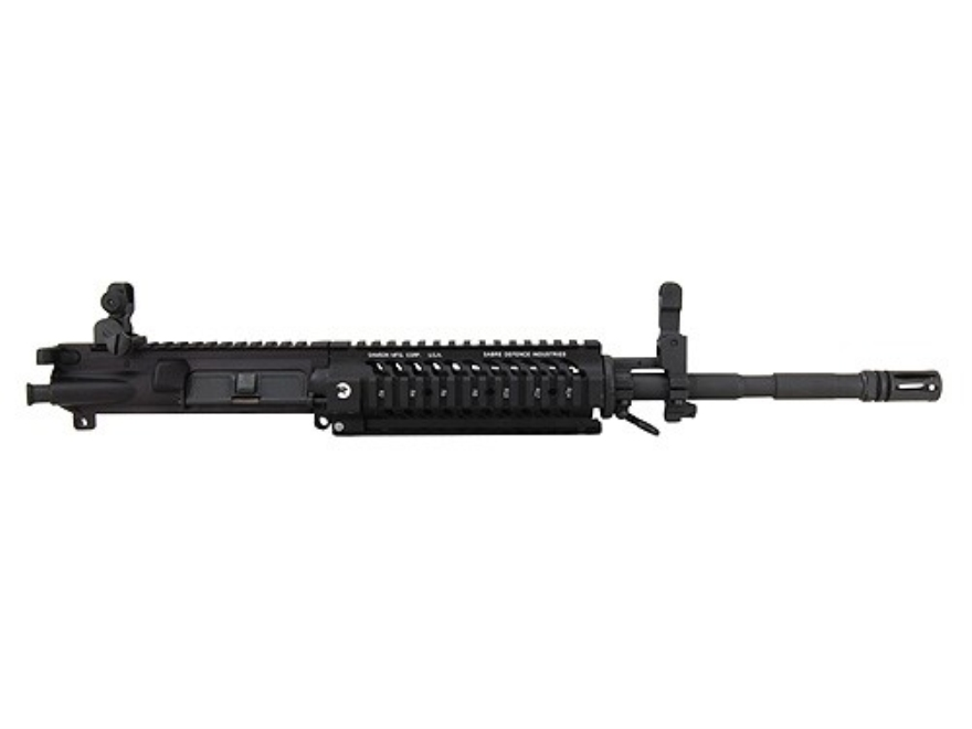 "Sabre Defence AR-15 M4 Tactical Carbine Upper Assembly 5.56x45mm NATO 1 in 7"" Twist 16""..."