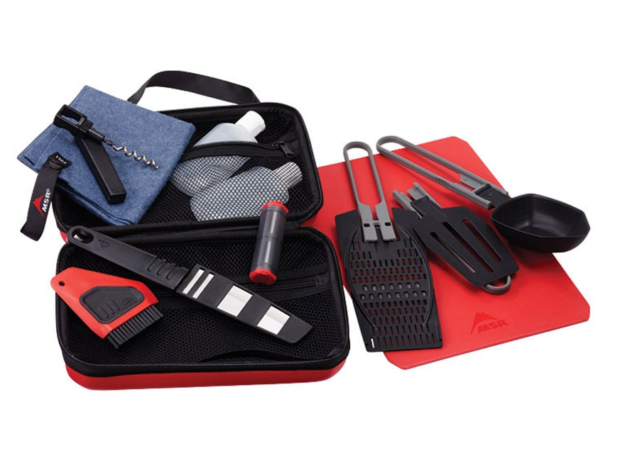MSR Alpine Deluxe Kitchen Utensil Set