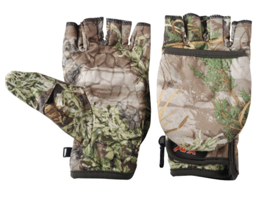 APX Glomitt Gloves Polyester Realtree AP Camo XL