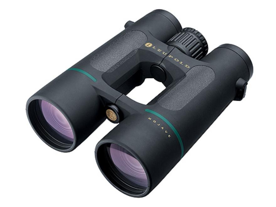 Leupold BX-3 Mojave Binocular 10x 50mm Roof Prism Armored Black