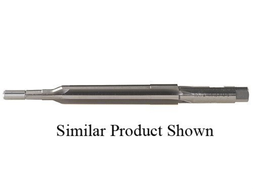 PTG Interchangeable Pilot Chamber Finish Reamer 243 Winchester Super Short Magnum (WSSM)