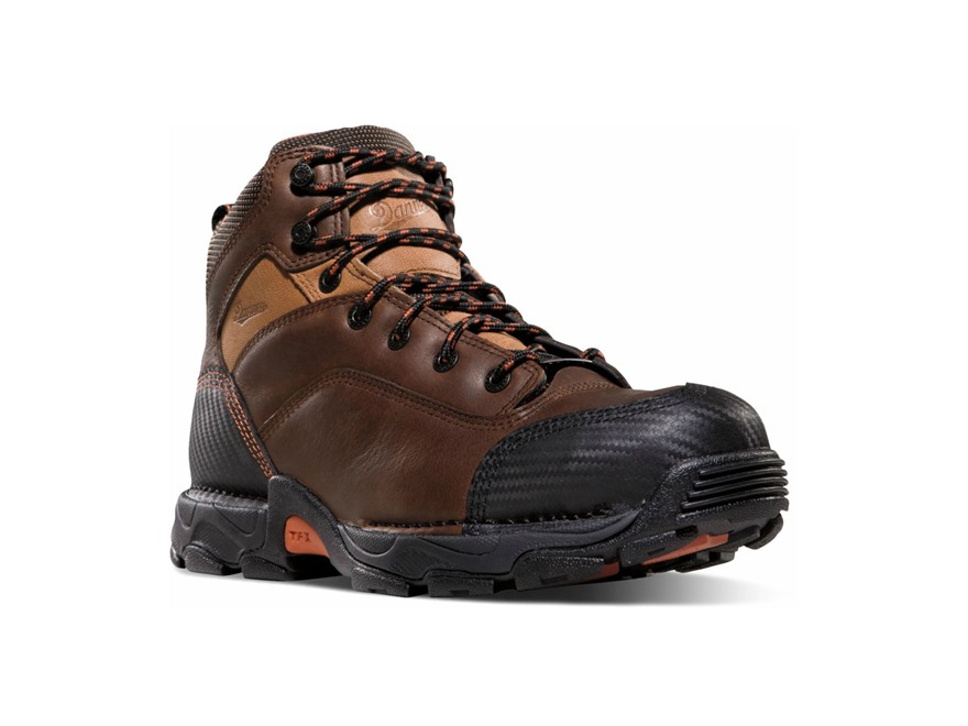 "Danner Corvallis 5"" Waterproof Uninsulated Hiking Boots Leather and Nylon Men's"