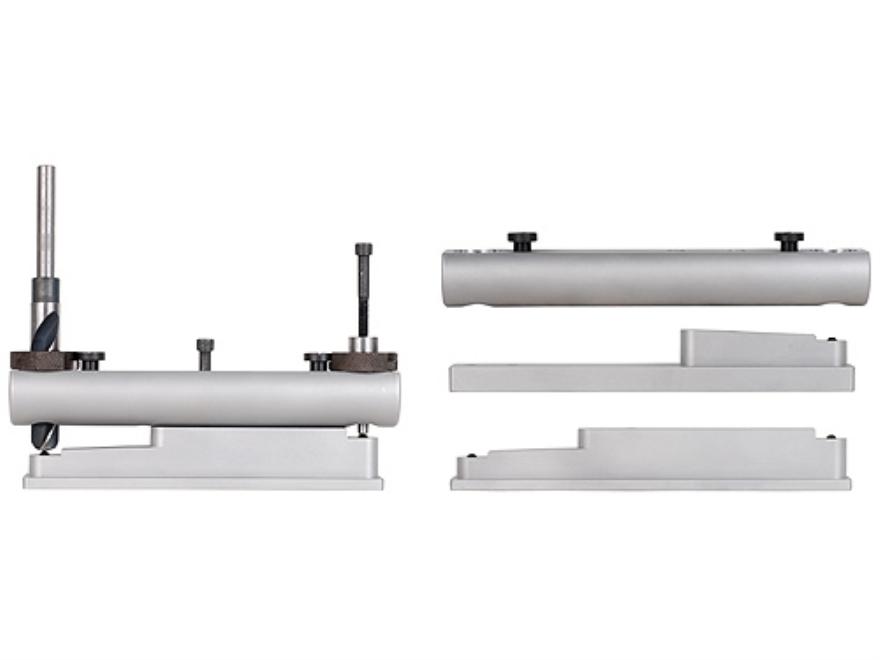 Score-High Pillar Bedding Stock Drilling Fixture Remington 700