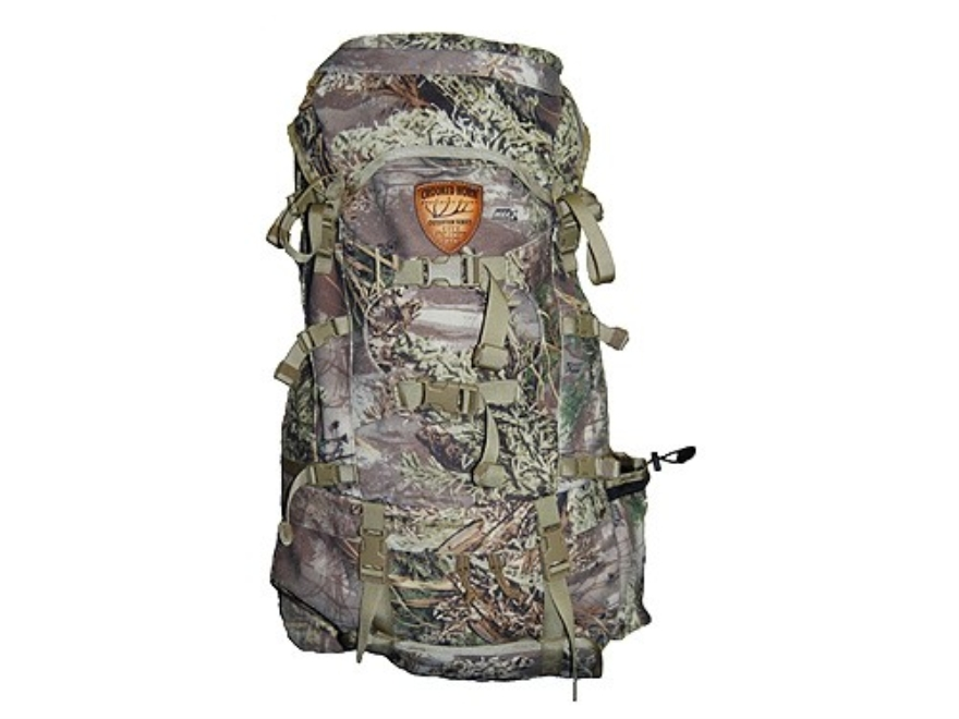 Crooked Horn High Country Extreme 2 Backpack Polyester Realtree Max-1 Camo