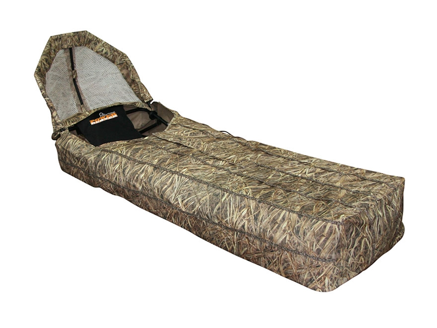 Avery Power Hunter Layout Blind Polyester KW-1 Camo