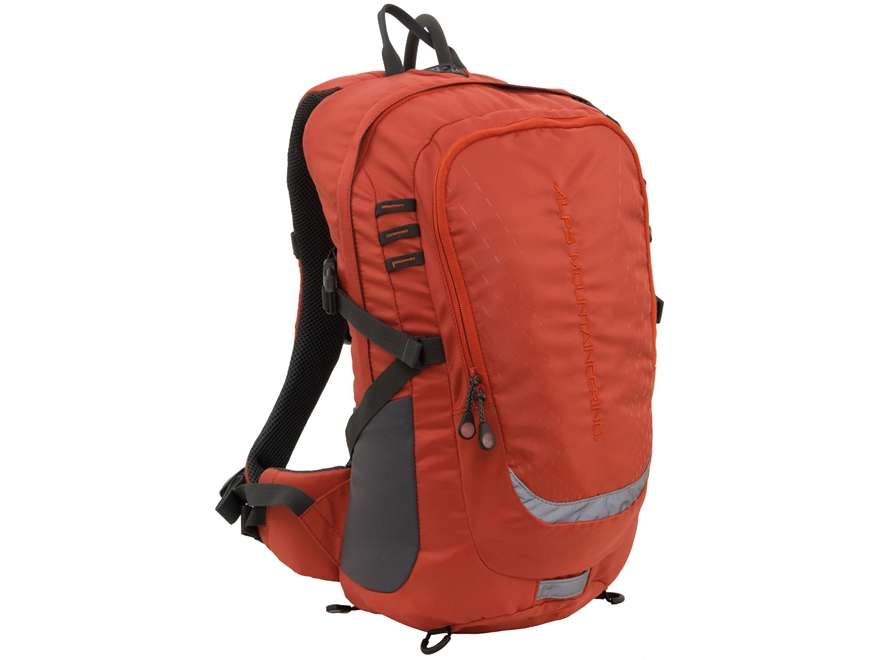 ALPS Mountaineering Hydro Trail 17 Hydration Backpack Polyester Orange