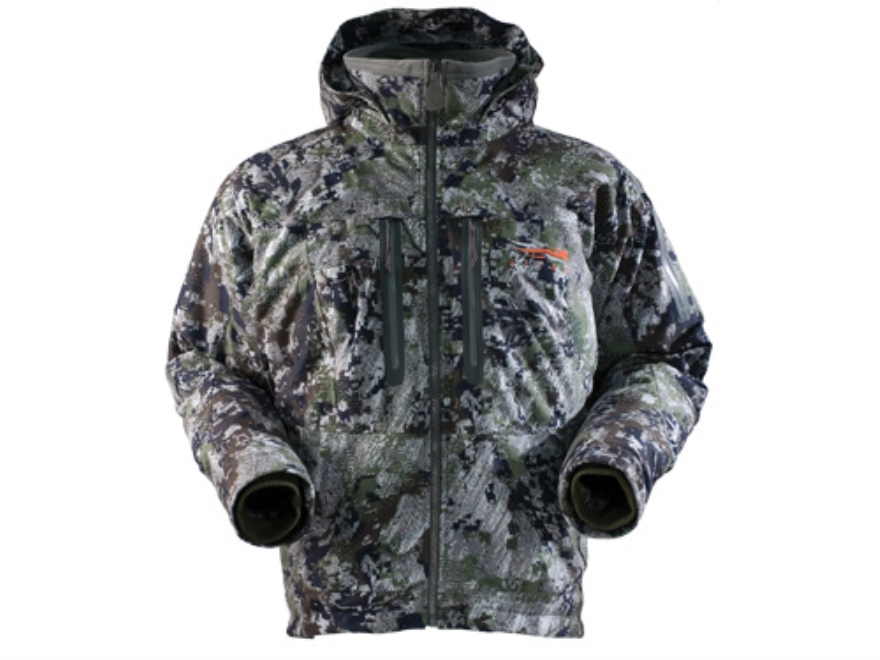 Sitka Gear Men's Incinerator Waterproof Insulated Jacket Polyester Gore Optifade Elevat...