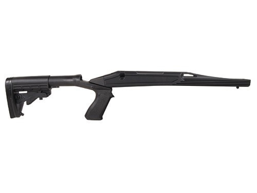 BLACKHAWK! Knoxx Axiom U/L Adjustable Length of Pull Recoil Reducing Rifle Stock Reming...