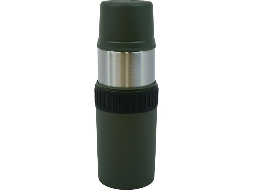 Military Surplus Dutch Vacuum Bottle Olive Drab