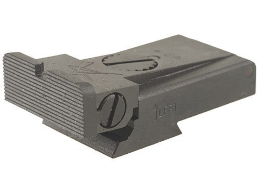 Volquartsen TL2000 Rear Sight Ruger Mark II, Mark III Black