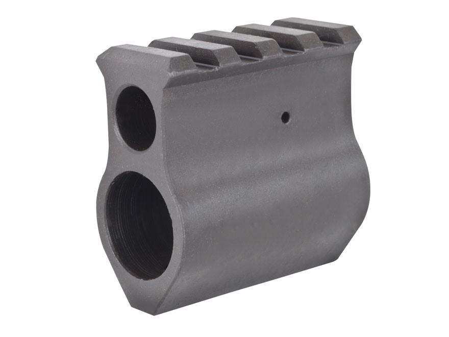 "Midwest Industries Upper Height Gas Block AR-15, LR-308 Standard Barrel .750"" Inside Di..."