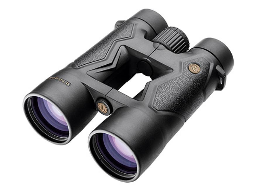 Leupold BX-3 Mojave Binocular 12x 50mm Roof Prism Armored Black