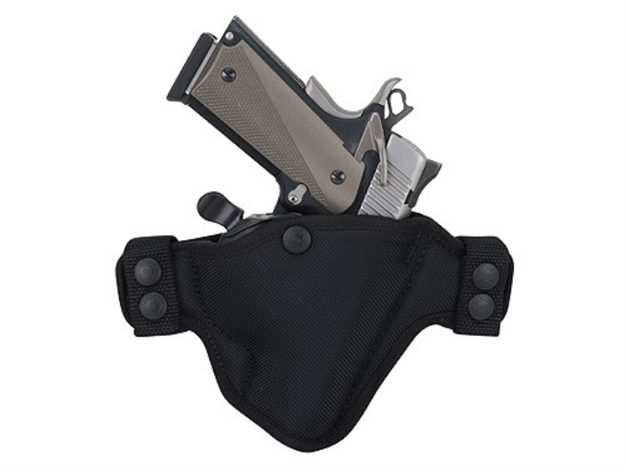 Bianchi 4584 Evader Belt Holster Right Hand 1911 Nylon Black
