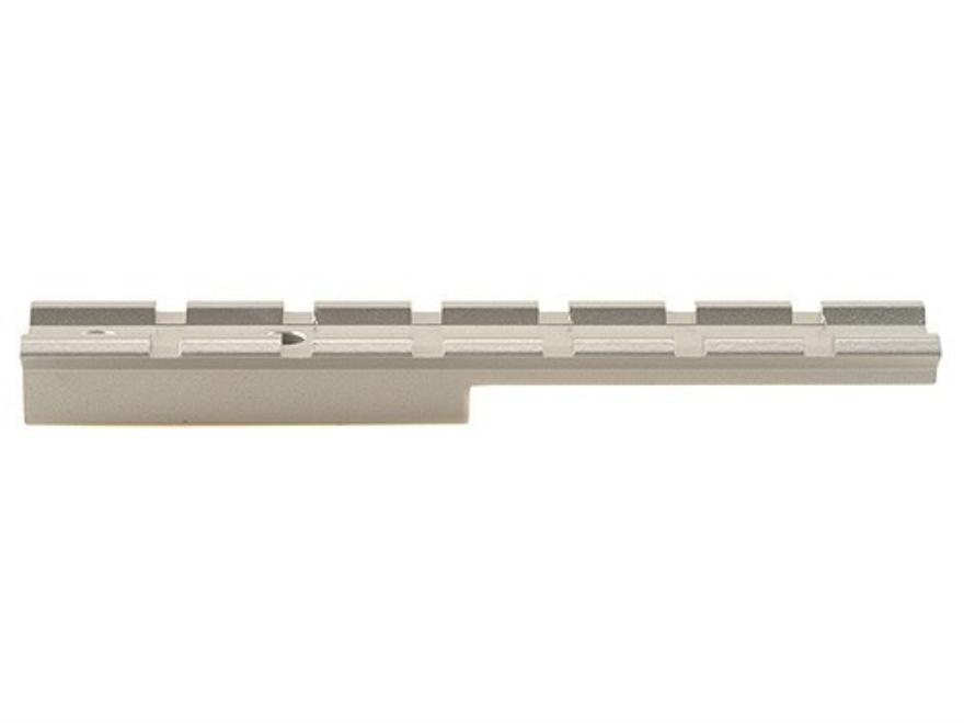 Volquartsen 1-Piece Weaver-Style Base High Standard .900 Diameter Barrel Aluminum Silver