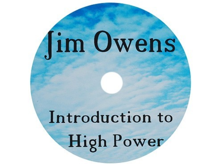 "Jim Owens ""New Shooter Guide: Highpower Volume One"" CD-ROM"