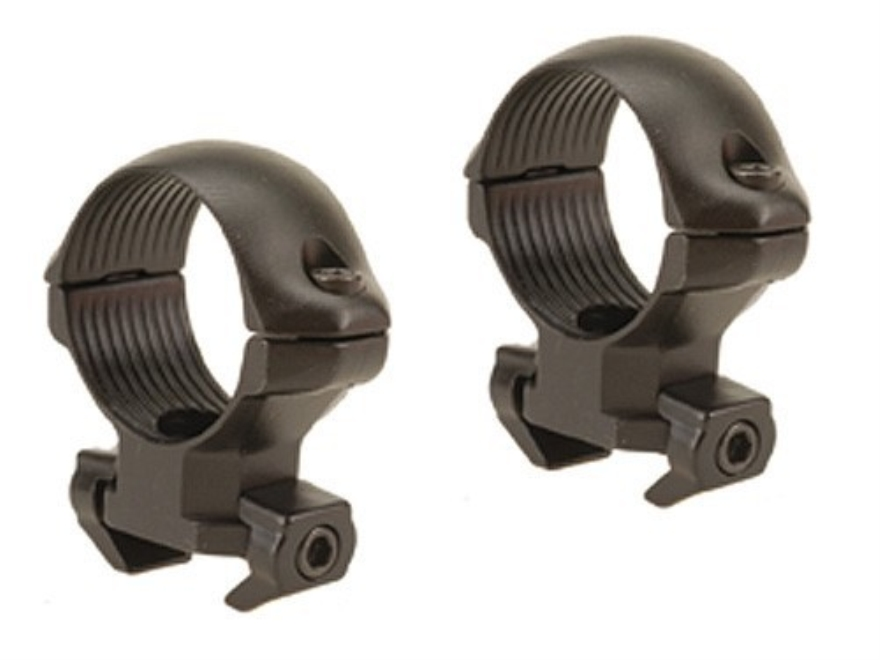 Millett 30mm Angle-Loc Windage Adjustable Ring Mounts Tikka Matte Medium