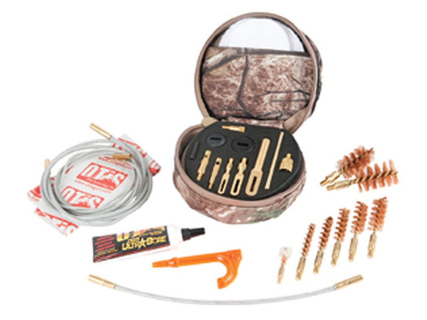 Otis Hardcore Hunter Rifle, Pistol and Shotgun Cleaning Kit Realtree Camo