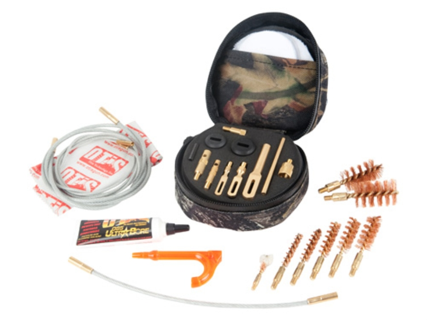 Otis Hardcore Hunter Rifle, Pistol and Shotgun Cleaning Kit Mossy Oak Camo