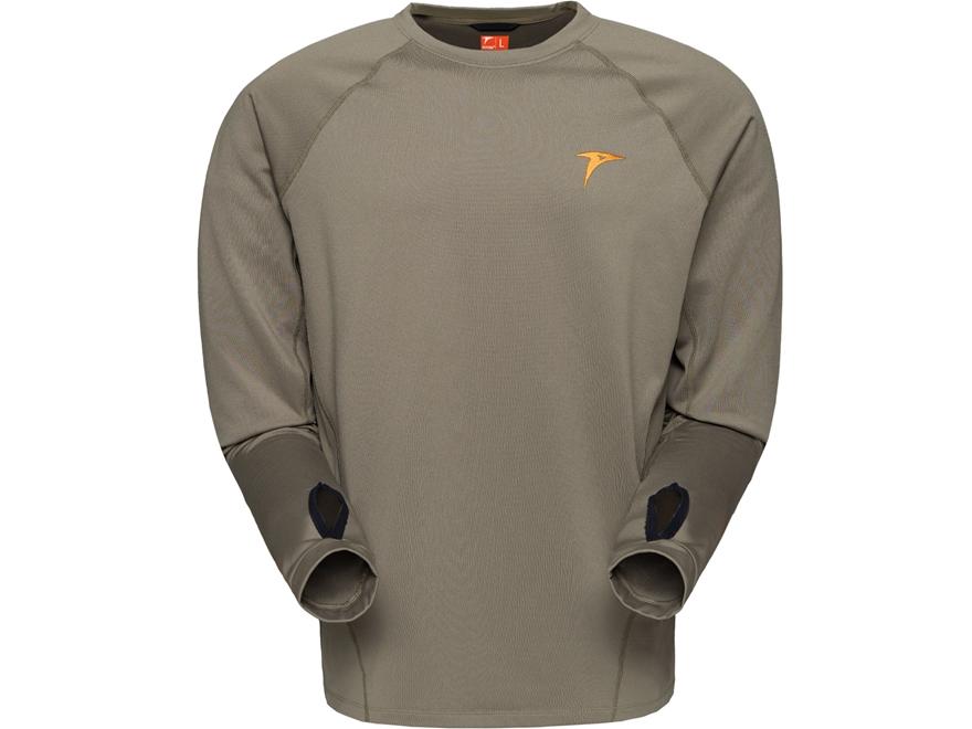 Plythal Men's Base Layer 2.0 Shirt Long Sleeve Polyester