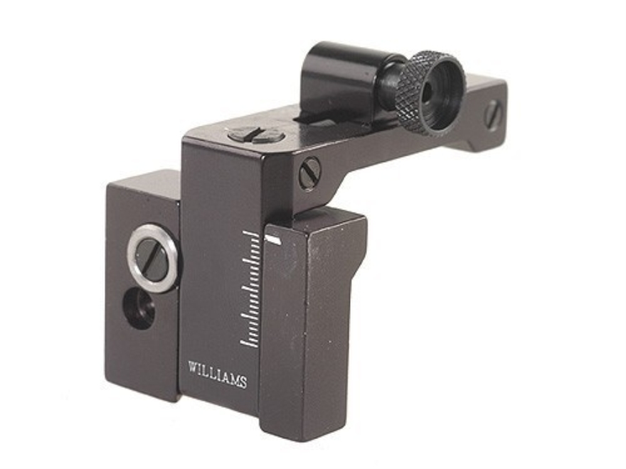 Williams FP-11/87 Receiver Peep Sight Remington 870,1100,11-87, Browning BPS, Ruger Min...