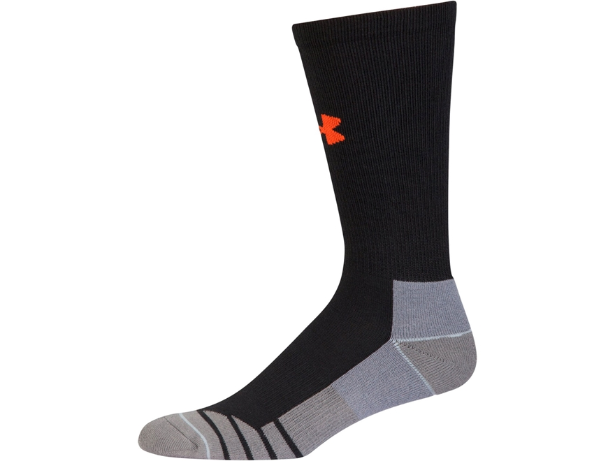 Under Armour Men's UA Hitch Lite 3.0 Boot Socks Synthetic Blend 1 Pair