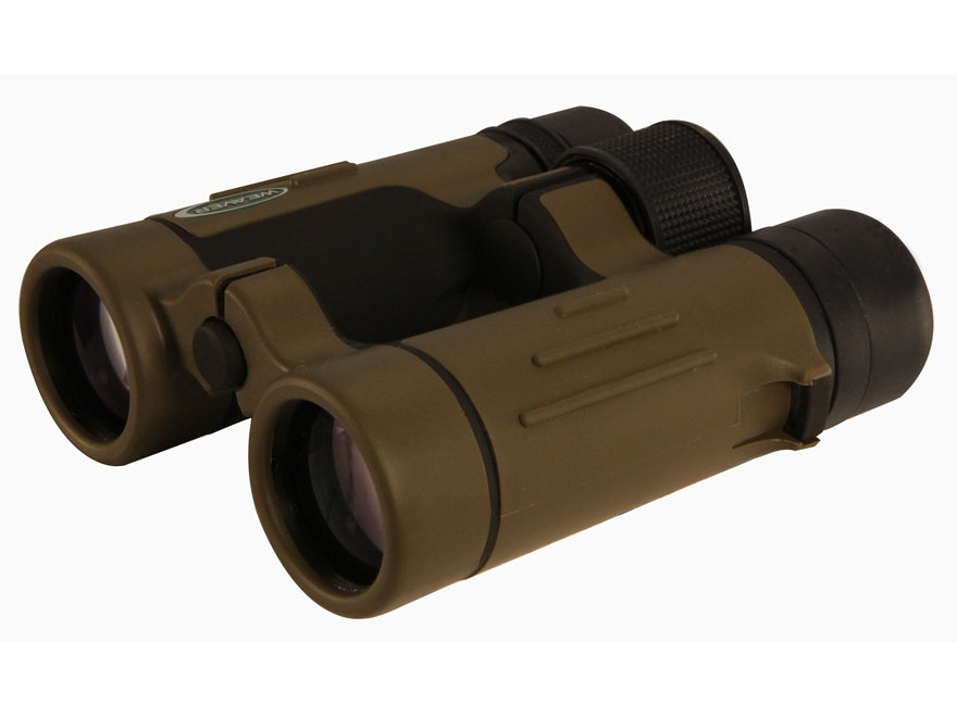 Weaver Kaspa Compact Binoculars 34mm Objective Brown