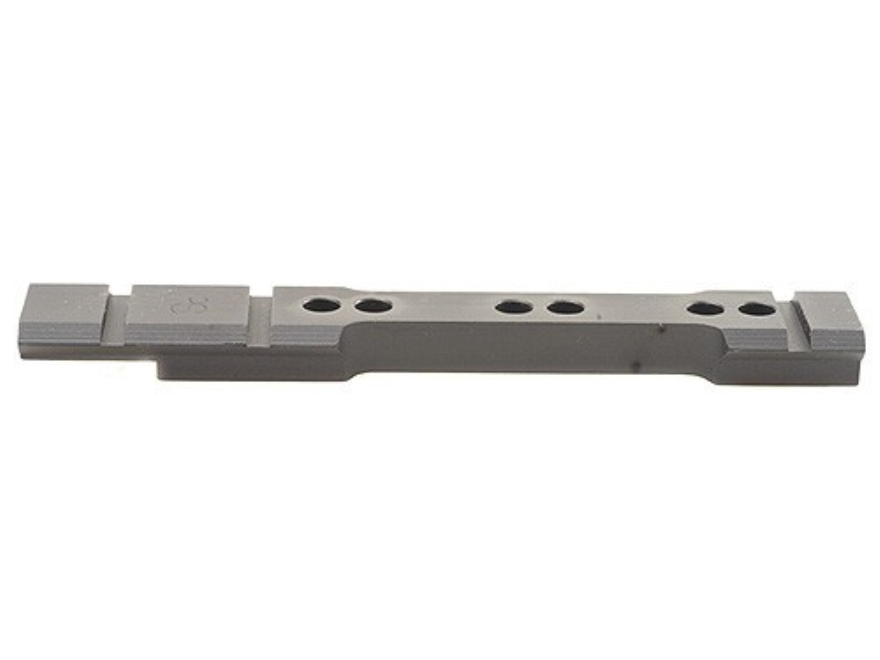 Stratton Custom TC Accessories Weaver-Style Steel 6-Hole Scope Base Thompson Center Enc...