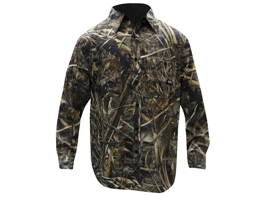 Walls Legend Men's Cape Back Long Sleeve Shirt