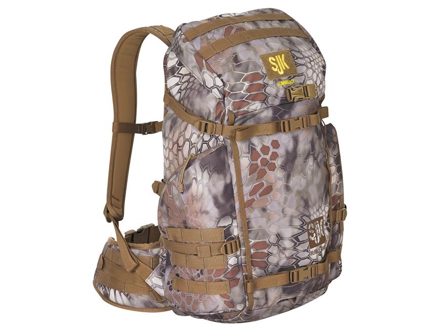 SJK Snare 2000 Backpack Nylon Kryptek Highlander Camo