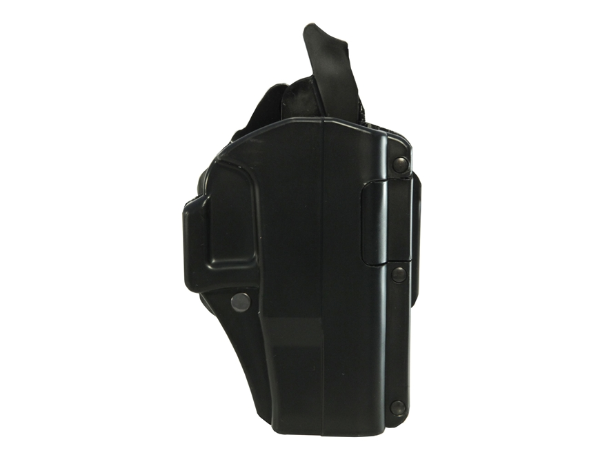 Galco M6X Matrix Belt Holster Right Hand Glock 19, 23, 32 Polymer Black