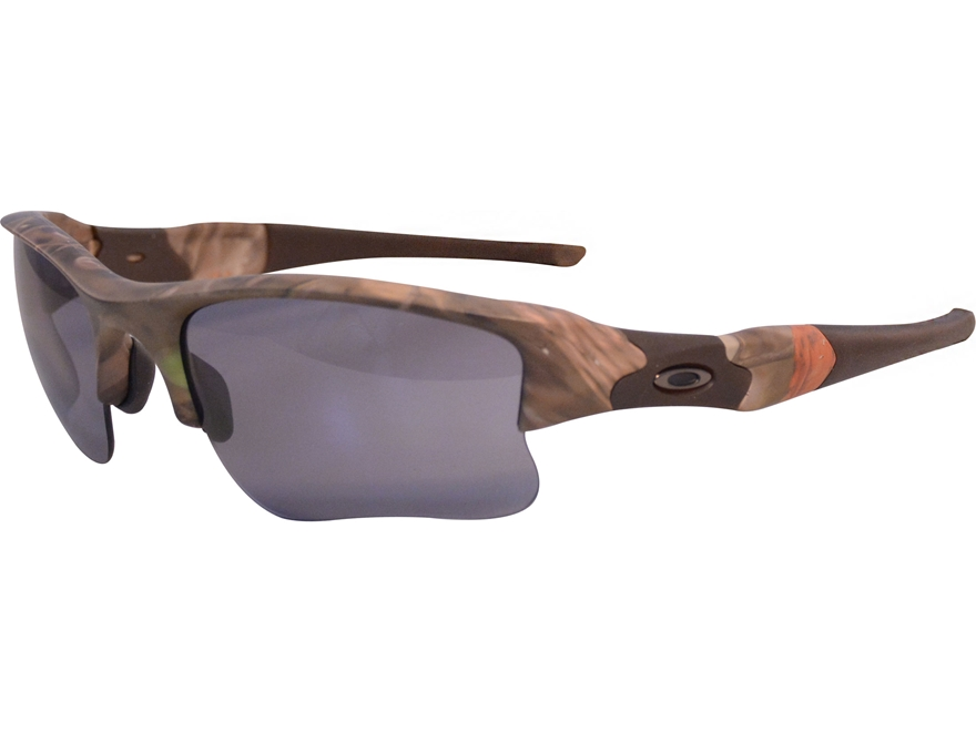 oakley half jacket xlj sunglasses sale  oakley flak jacket xlj sunglasses woodland camo frame/gray lens