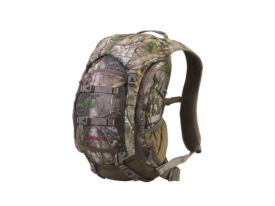 Badlands Camera Day Pack Backpack Synthetic Blend Realtree Xtra Camo