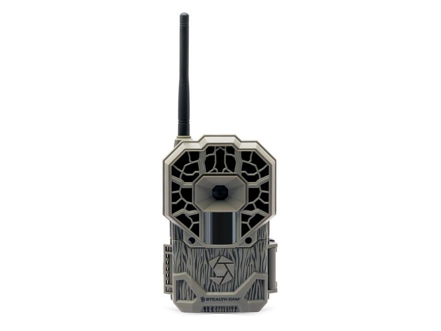 Stealth Cam WXV Verizon Wireless No Glo Infrared Game Camera Brown 22 Megapixel