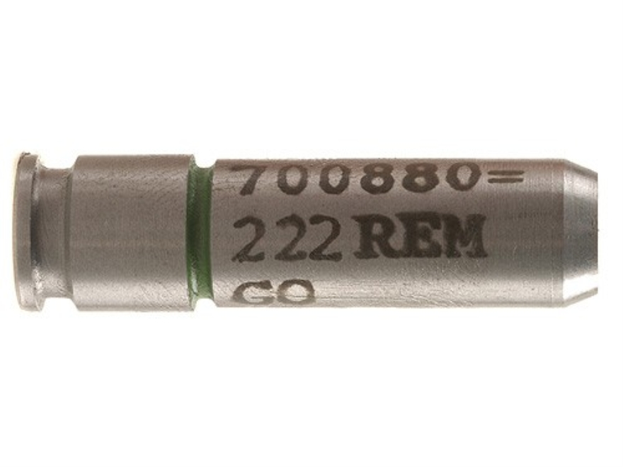 PTG Headspace Go Gauge 222 Remington