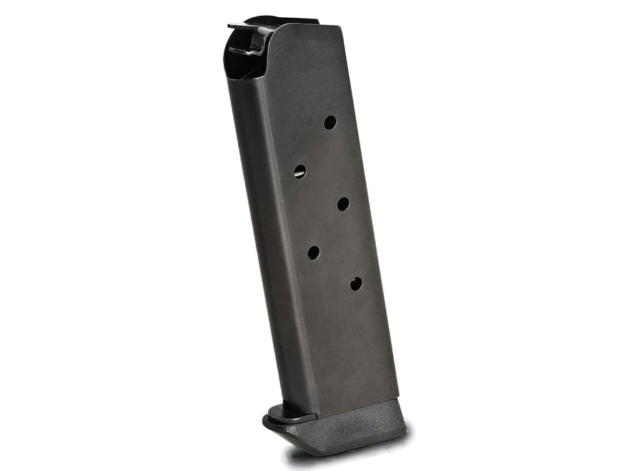Springfield Armory Magazine 1911 Government, Commander 45 ACP 7-Round with Slam Pad Ste...