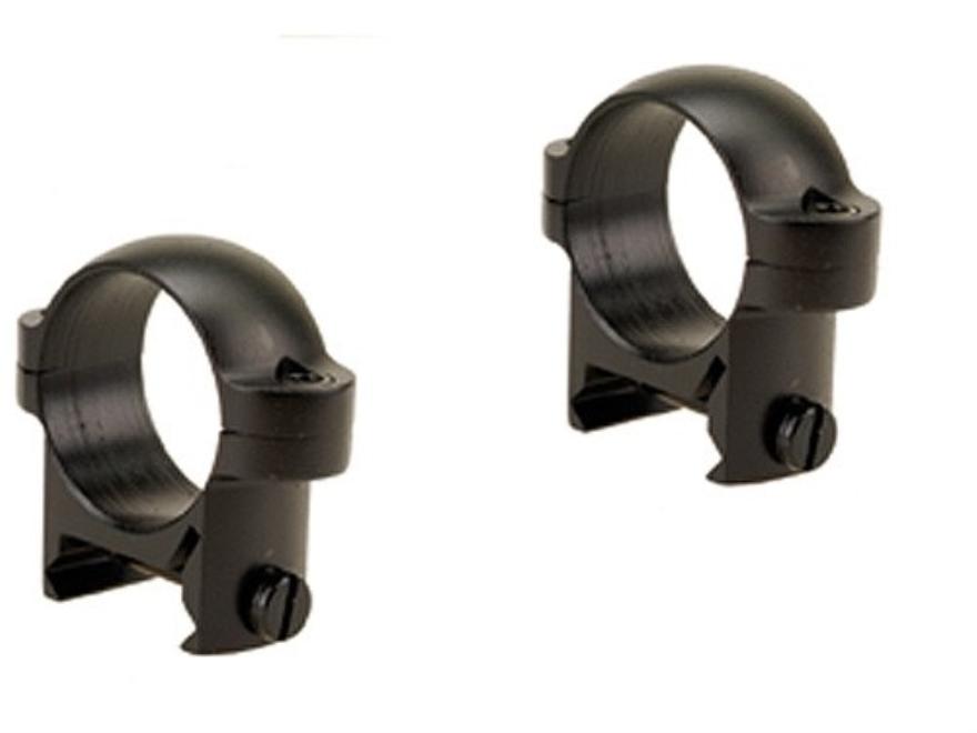 """Burris 1"""" Zee Weaver-Style Rings"""
