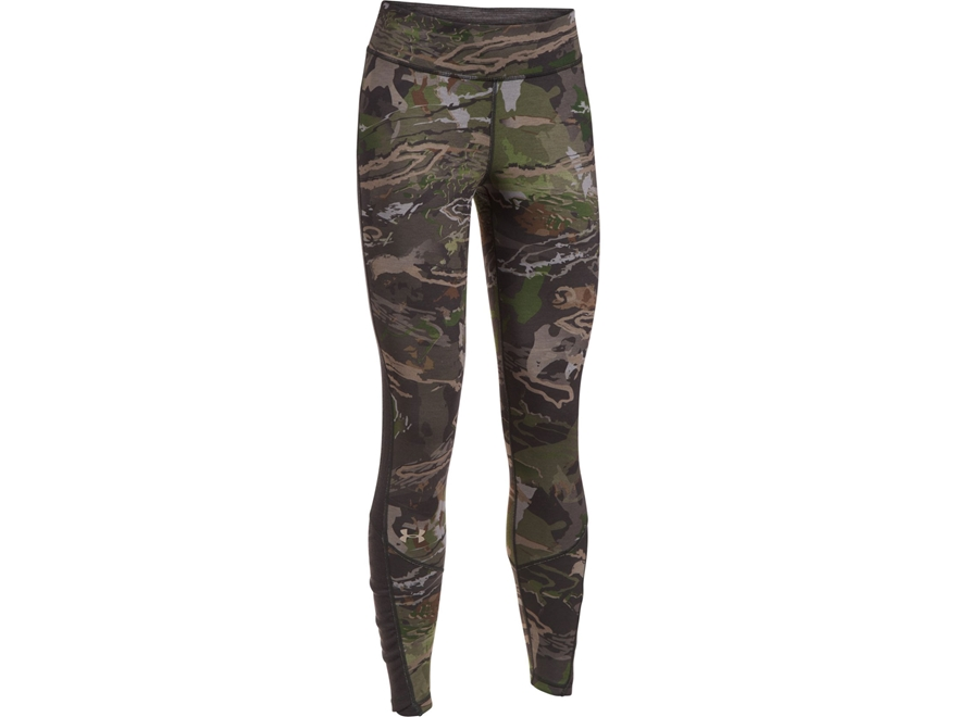 Under Armour Women's UA Mid-Season Reversible Wool Base Layer Pants