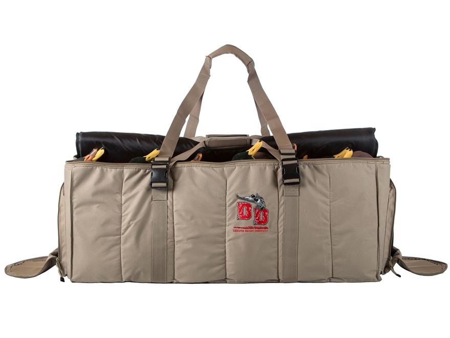 Dakota Decoy X-Treme 12-Slot Premium Duck Decoy Bag PVC
