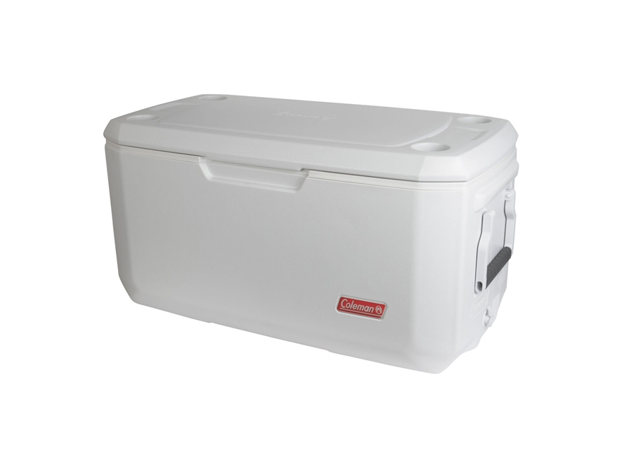 Coleman Extreme Marine 120 Qt Cooler White