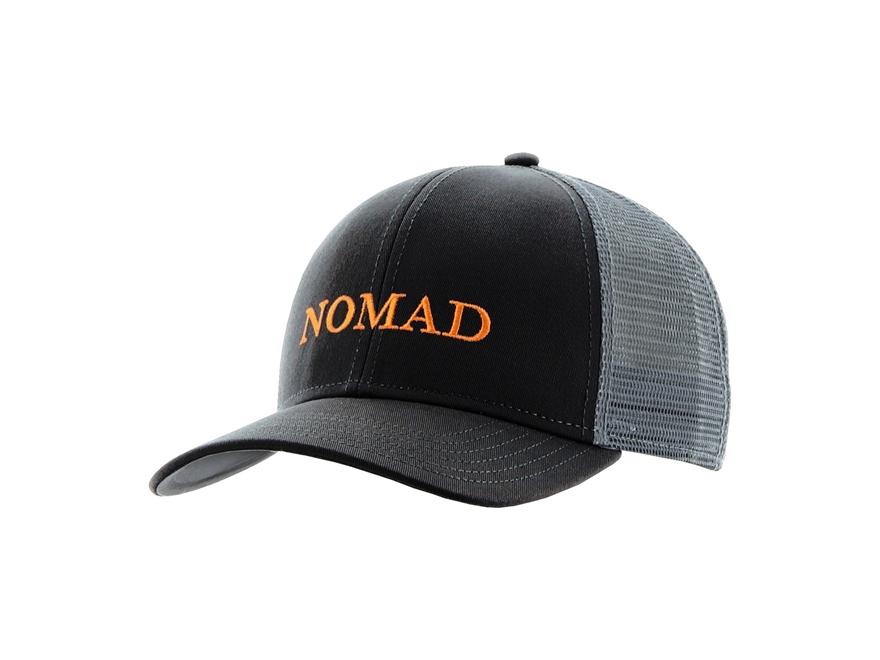 NOMAD Trucker Mesh Back Cap Polyester