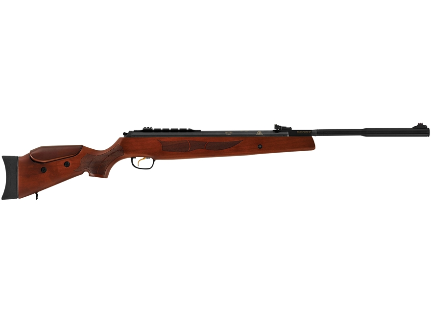 Hatsan Model 135 Vortex QE Break Barrel Air Rifle Pellet Walnut Stock