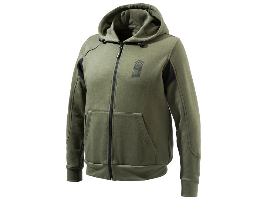 Beretta Men's Veterans Full Zip Sweatshirt Cotton