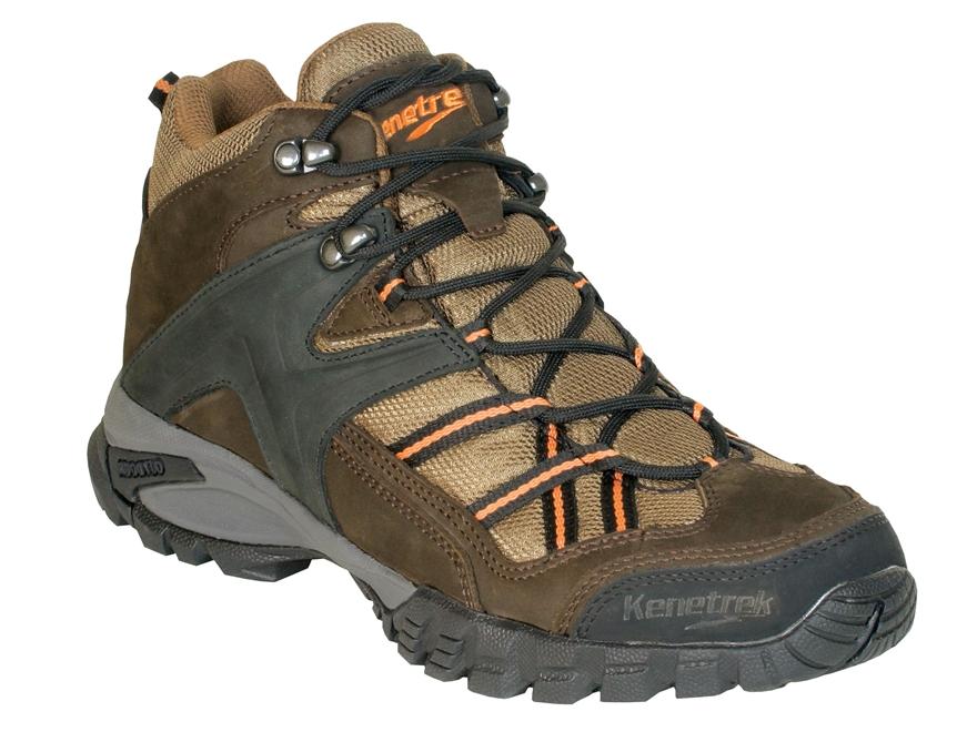 "Kenetrek Bridger Ridge High 6"" Waterproof Uninsulated Hiking Boots Leather and Nylon Co..."