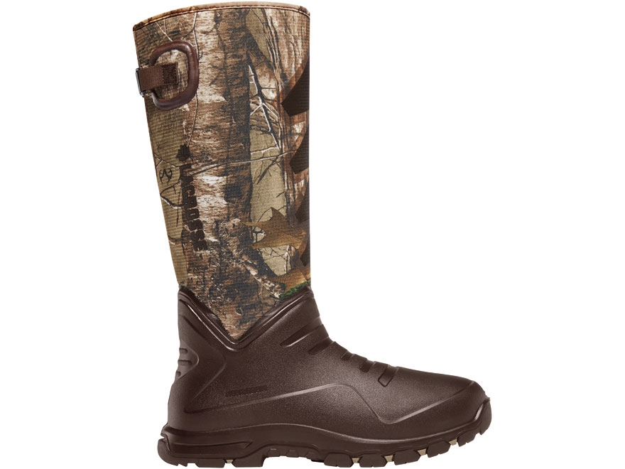 "LaCrosse Aerohead Sport 16"" Waterproof 3.5mm Uninsulated Hunting Boots Polyurethane Cla..."