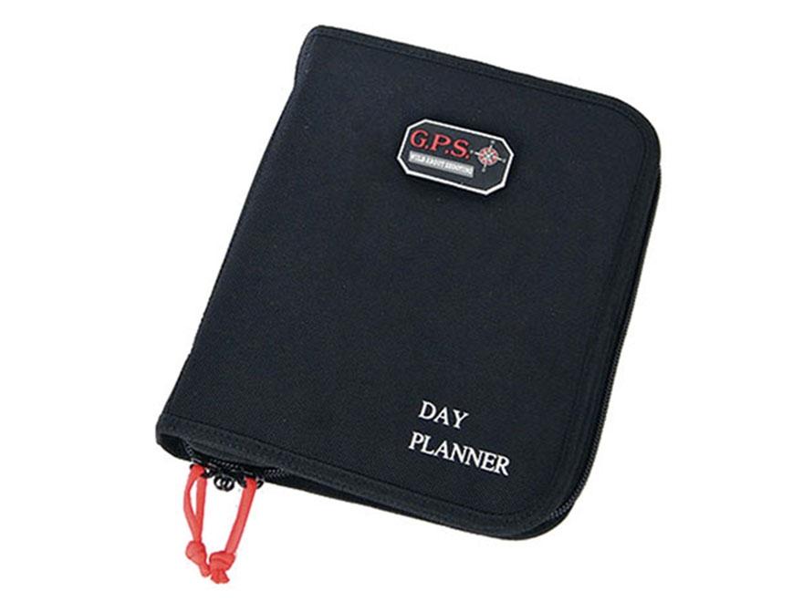 G.P.S. Deceit & Discreet Day Planner Pistol Case Black