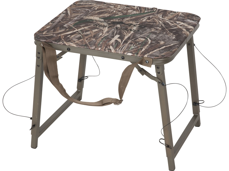 Avery Ruff Dog Stand Retriever Platform Realtree Max-5 Camo