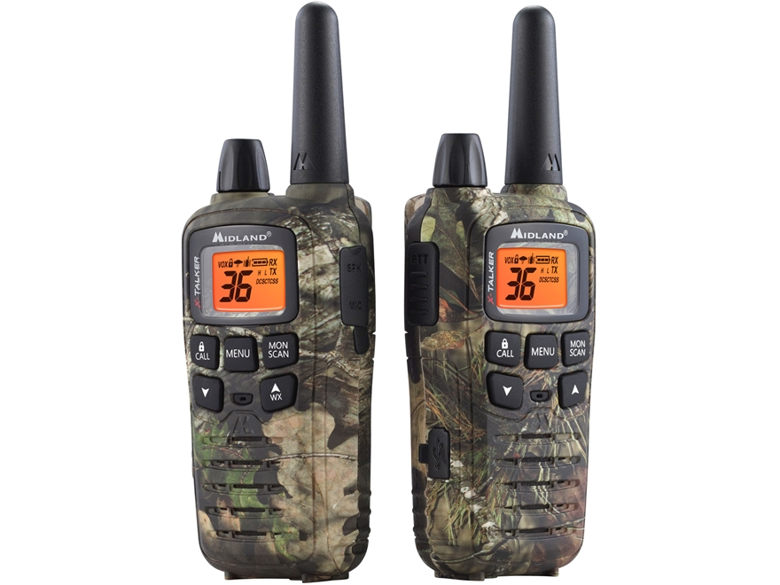 Midland T65VP3 Two-Way Radio Combo