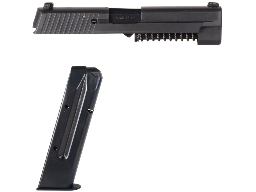Sig Sauer P226 Caliber X-Change Kit Sig Sauer P226 9mm Luger with 15-Round Magazine