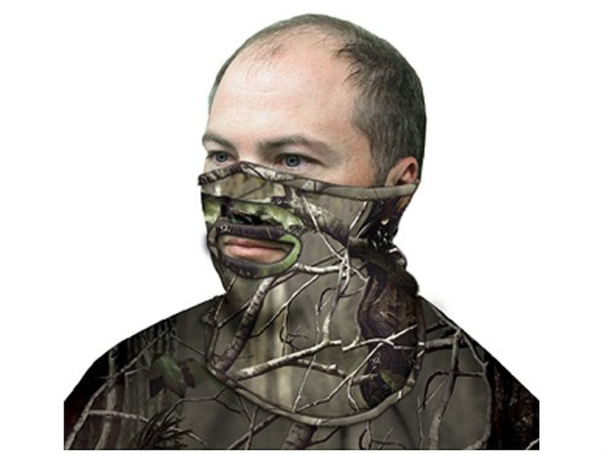 Primos Stretch-Fit 1/2 Face Mask Polyester